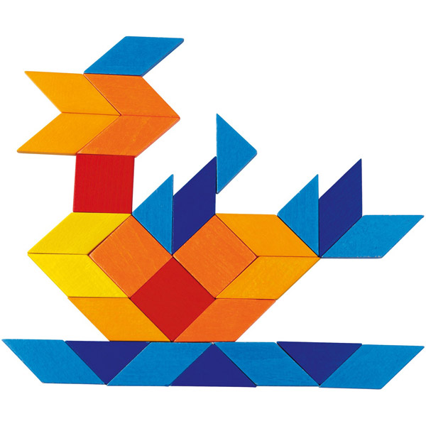 Juego mosaico de colores de haba en minikidz - Mosaico de colores ...
