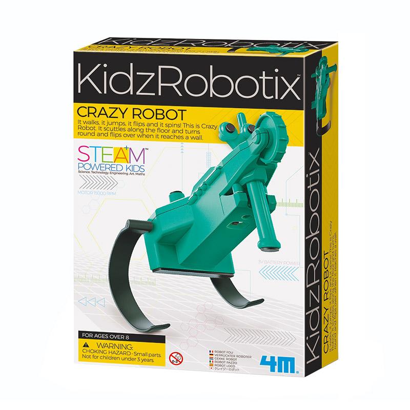KidzRobotix: Crazy Robot