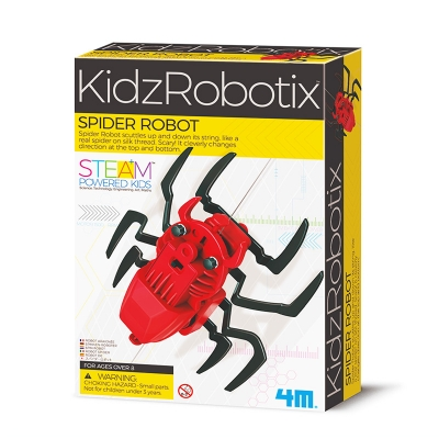 KidzRobotix: Spider Robot