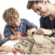 Kinetic Sand Natural 5 kg