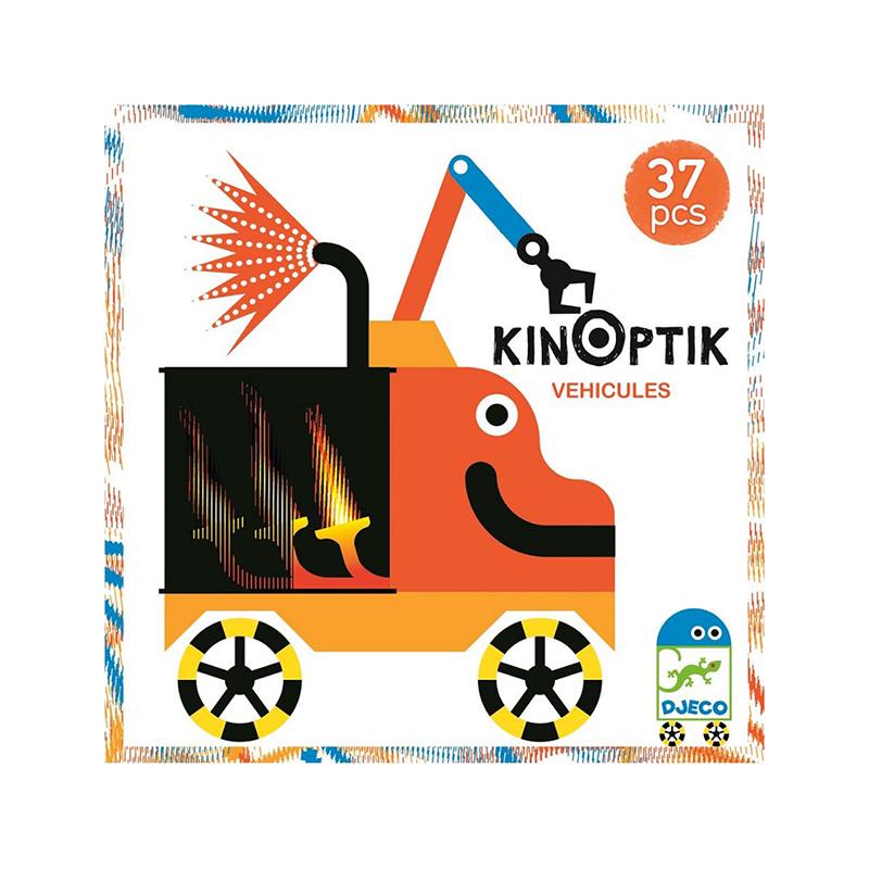 Kinoptik Vehículos