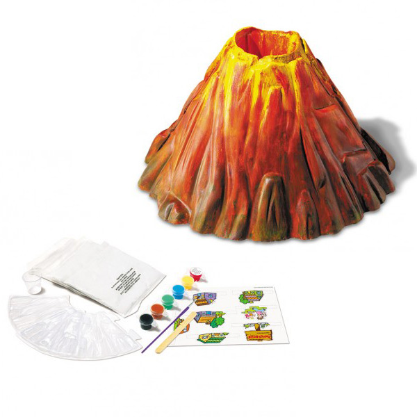 Kit crea tu Volcán