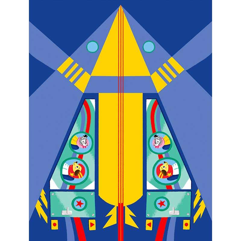 Kit Creativo de Aviones de Papel