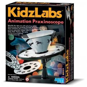 Kit de Animación Praxinoscopio