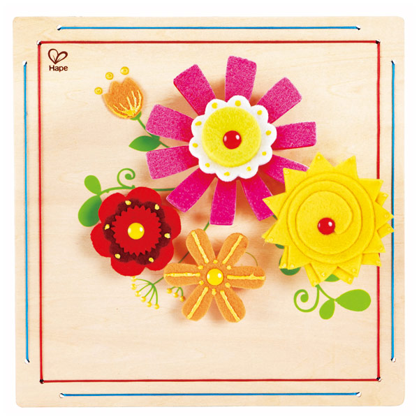 Kit de Arte: Diversión Floral