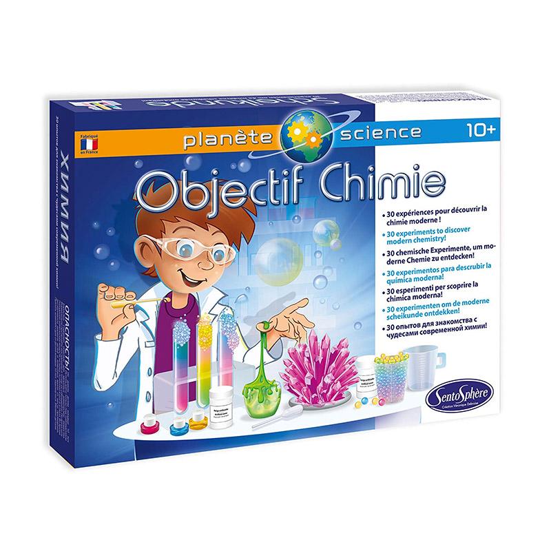 Kit de Ciencia: Objetivo Química