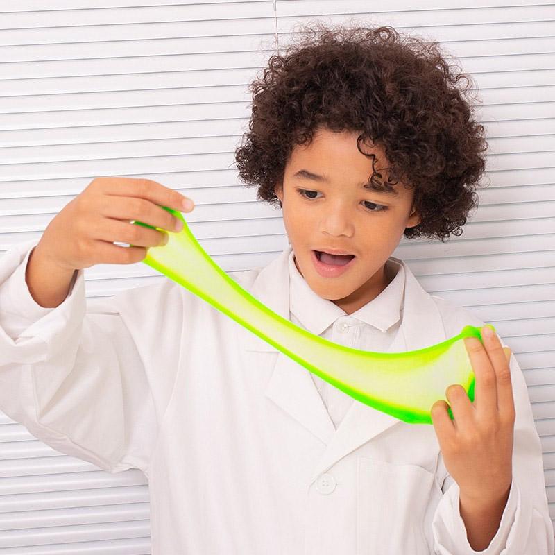 Kit de ciencia: Slimes Extraordinarios