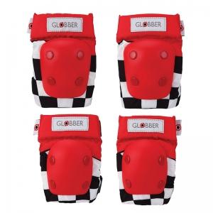 Kit Protección: Coderas y Rodilleras Racing