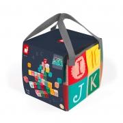 Kubix: 40 Cubos de Letras y Números
