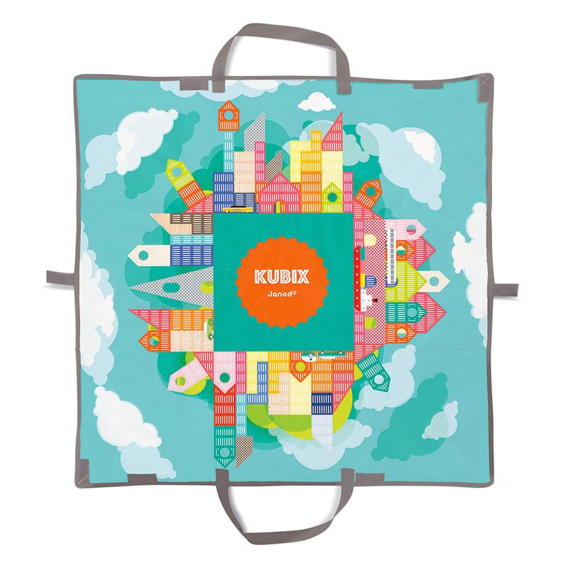 Kubix: 70 Bloques Archi Ciudad