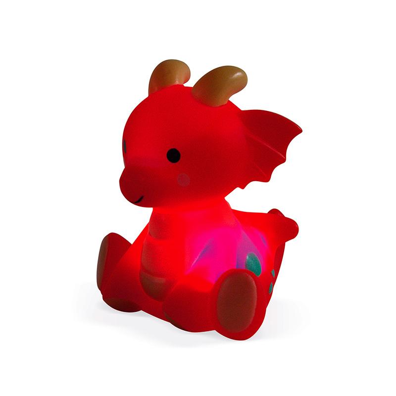 Lanzador de Agua Caballero con Dragón Luminoso