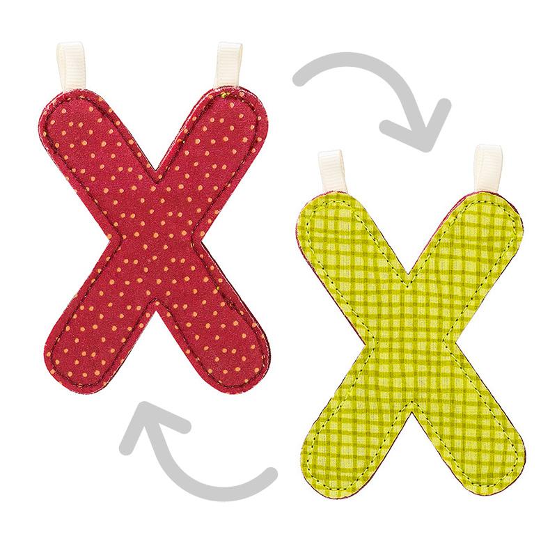 Letra X Lilliputiens