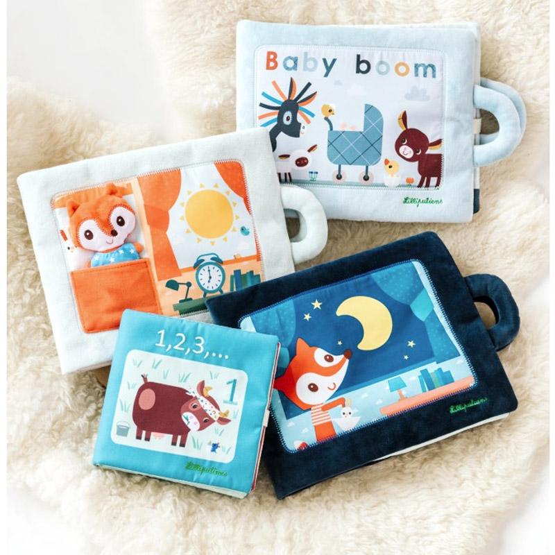 Libro Baby Boom