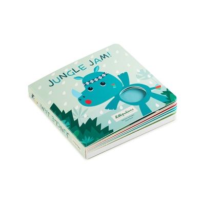 Libro de Texturas y Sonidos Jungle Jam