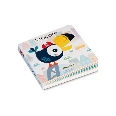 Libro de Texturas y Sonidos Vrooom