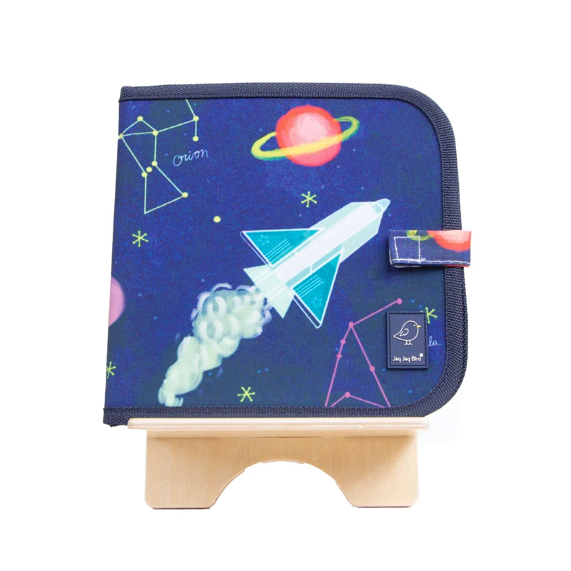 Libro Pizarra Dibujos Constelaciones