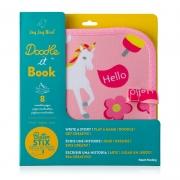 Libro Pizarra Unicornios