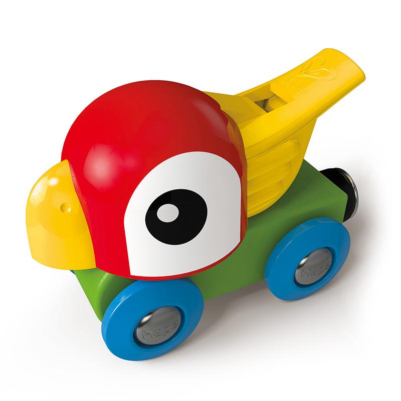 Locomotora de Tren Loro Silbato