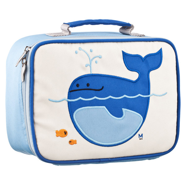Lunch Box Ballena Lucas