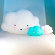 Luz Quitamiedos Nube Blanca