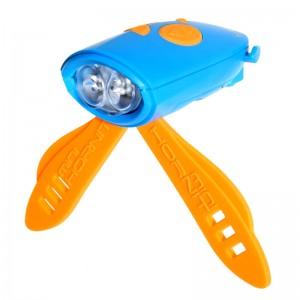 Luz y Timbre Mini Hornit Azul