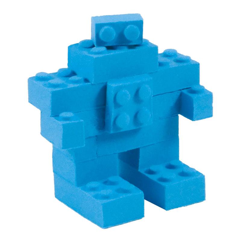 Mad Mattr: Fabrica tus propios Ladrillos Azul