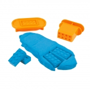 Mad Mattr: Fabrica tus propios Ladrillos Lila