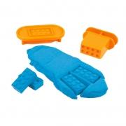 Mad Mattr: Fabrica tus propios Ladrillos Turquesa