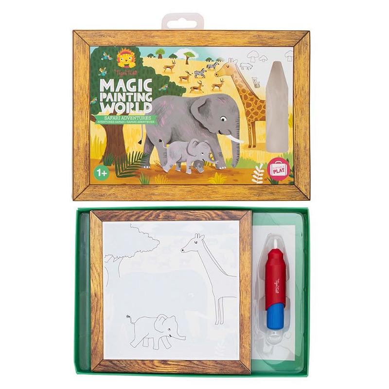 Magic Painting Safari