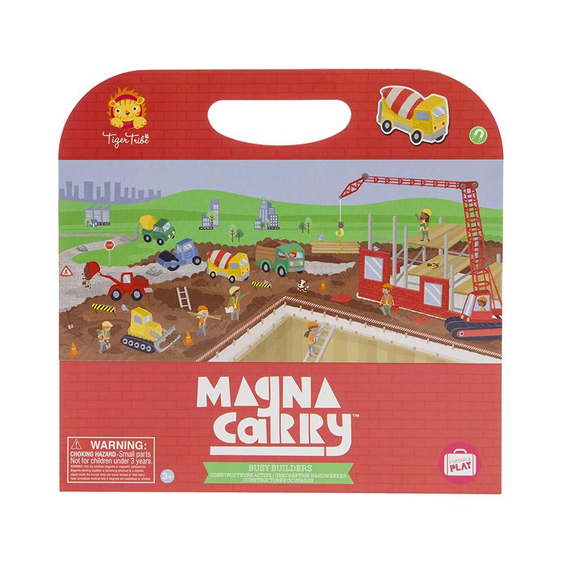 Magna Carry Obras de Construcción