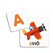 Magnetibook Alfabeto Català