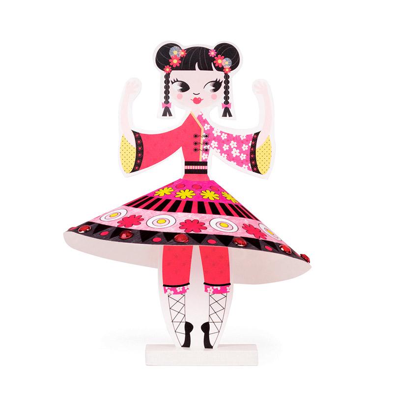 Maletín: Muñecas Mandala