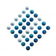 Mandala Gotas de Agua