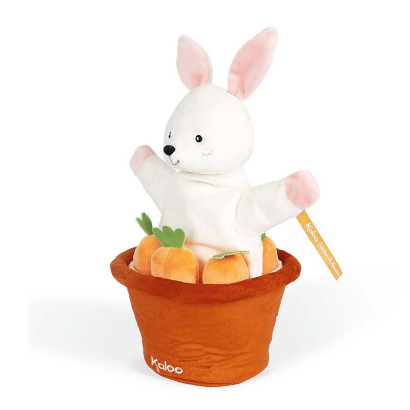 Marioneta Cucú Conejo Robin