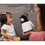 Marioneta Cucú Pingüino Gabin