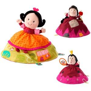 Marioneta reversible Blancanieves