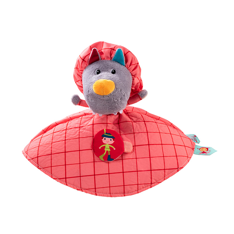 Marioneta reversible Caperucita Roja