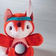 Marioneta Sonajero Alice