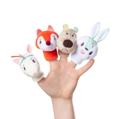 Marionetas de Dedo el Bosque