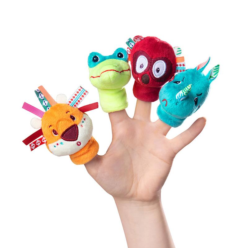 Marionetas de Dedo la Jungla