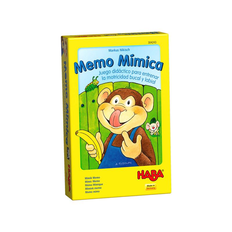 Memo Mímica
