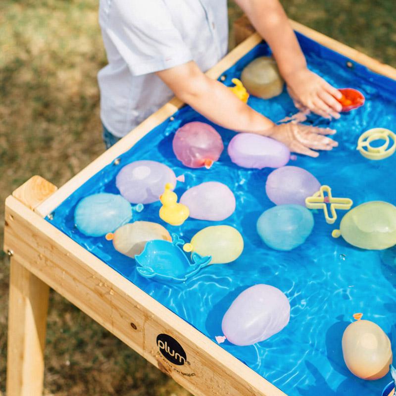 Mesa de Experimentación: Agua y Arena