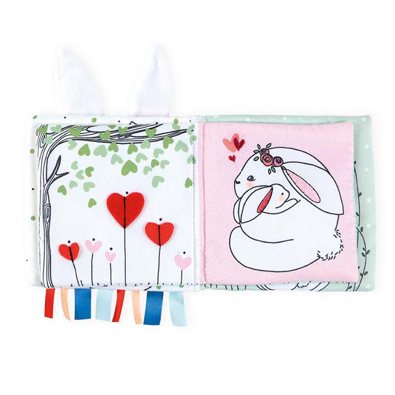 Mi Libro de Actividades: El Conejo Enamorado