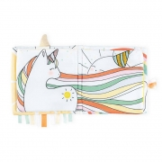 Mi Libro de Actividades: El Unicornio Feliz