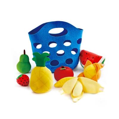 Mi primera cesta de frutas
