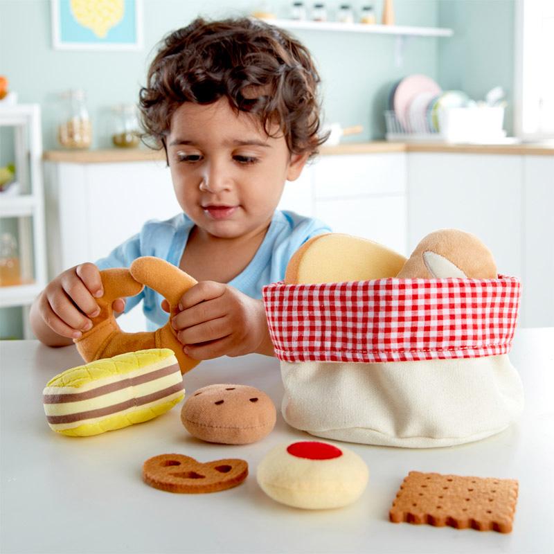 Mi primera cesta de pan