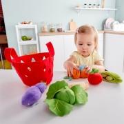 Mi primera cesta de verduras