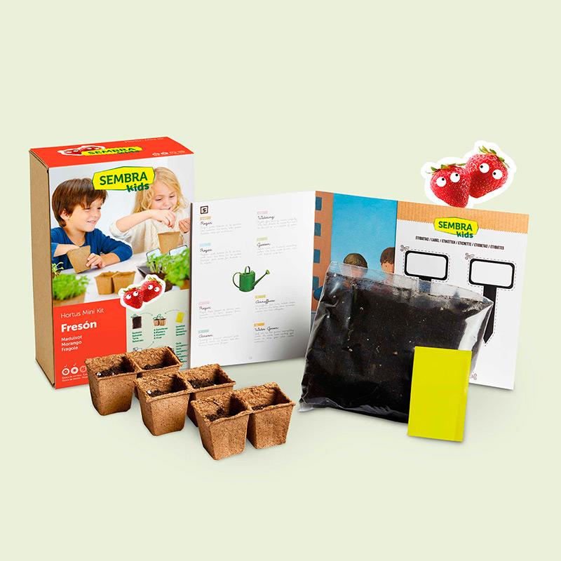 Mini Kit Fresón