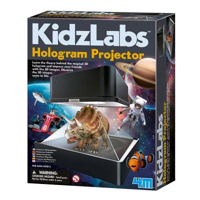 Mini Proyector de Hologramas