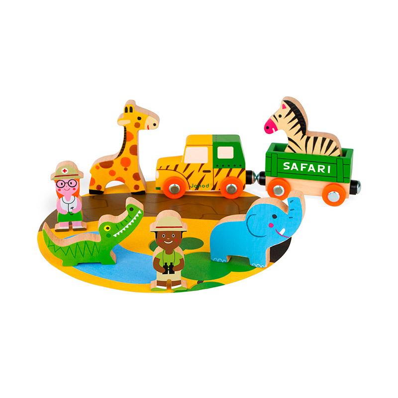 Mini Story Safari